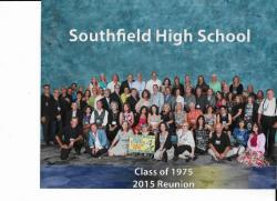 Class of 1975 -  2015 Reunion Group Picture