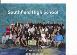 Class of 1974  2015 Reunion Group Picture