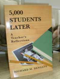 Contact Bea Sacks to purchase Mr. Dengate's Book. bea48070@aol.com