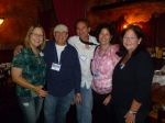 ?, Jeff Subar, Not Neal Mozen, Marla Hollander and Amy Strager at Meet and Greet