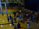 Old Gym at SHS