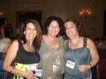 Phyllis Soverinsky, Marla Hollander, Fern Goodman