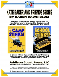 Karen Blum ('75) is available for School Visits and Book Signings.