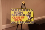 Welcome Southfield High School Class of 1975!