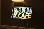 Did you work at the Blue Jay Café?